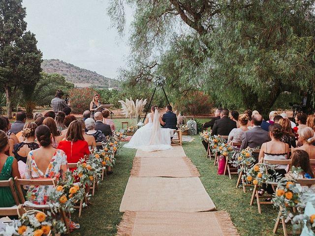 La boda de PABLO y Esther en Sagunt/sagunto, Valencia 35
