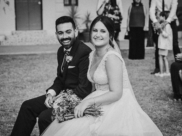 La boda de PABLO y Esther en Sagunt/sagunto, Valencia 36