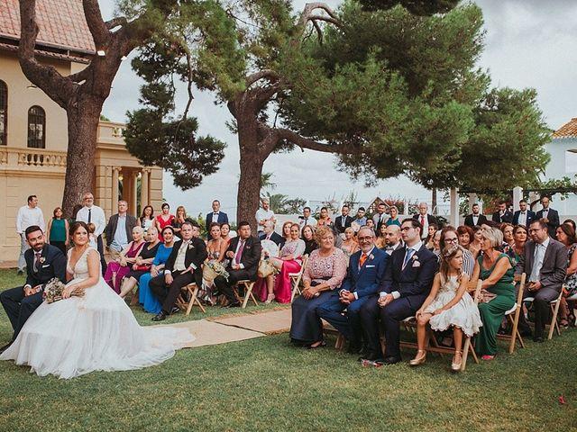 La boda de PABLO y Esther en Sagunt/sagunto, Valencia 37