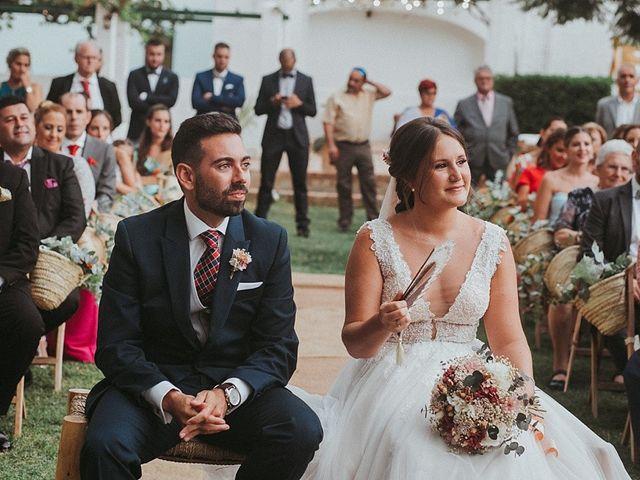 La boda de PABLO y Esther en Sagunt/sagunto, Valencia 40