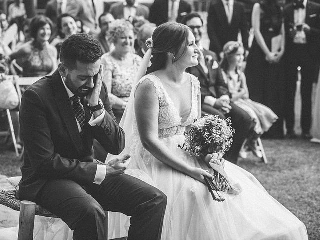 La boda de PABLO y Esther en Sagunt/sagunto, Valencia 41