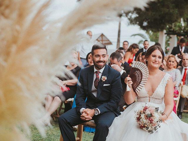 La boda de PABLO y Esther en Sagunt/sagunto, Valencia 43