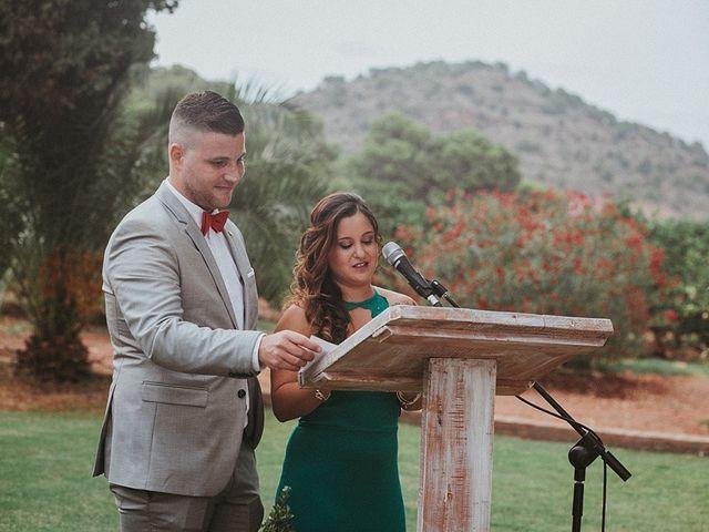 La boda de PABLO y Esther en Sagunt/sagunto, Valencia 44