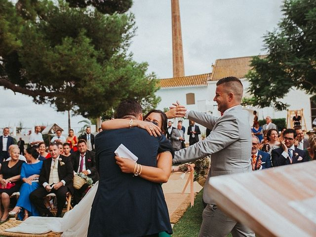 La boda de PABLO y Esther en Sagunt/sagunto, Valencia 45