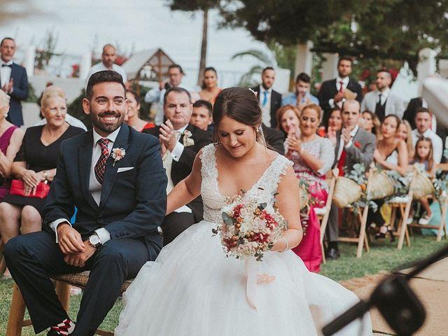 La boda de PABLO y Esther en Sagunt/sagunto, Valencia 46
