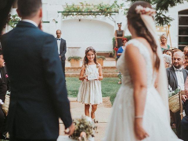La boda de PABLO y Esther en Sagunt/sagunto, Valencia 48