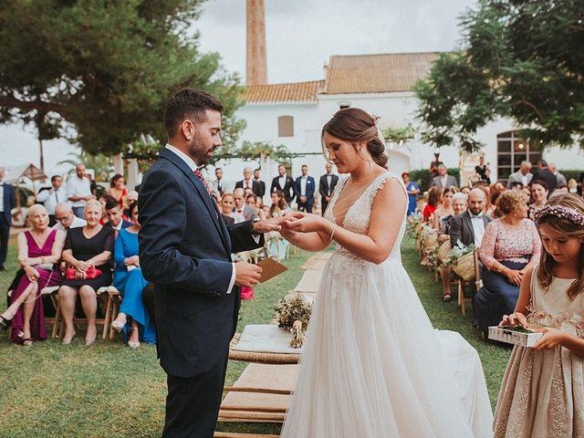 La boda de PABLO y Esther en Sagunt/sagunto, Valencia 49