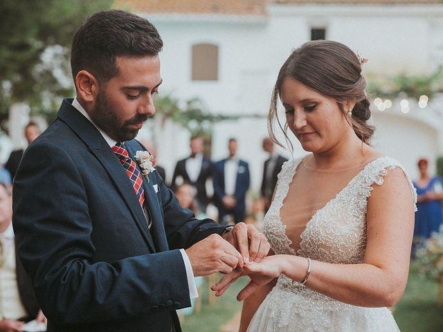 La boda de PABLO y Esther en Sagunt/sagunto, Valencia 51