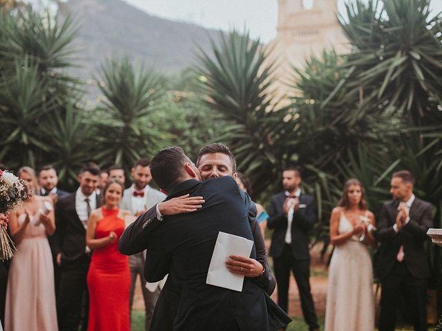 La boda de PABLO y Esther en Sagunt/sagunto, Valencia 52