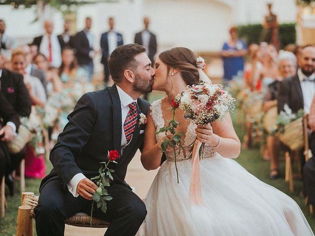 La boda de PABLO y Esther en Sagunt/sagunto, Valencia 53
