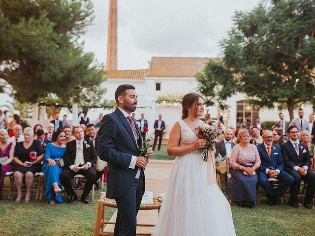 La boda de PABLO y Esther en Sagunt/sagunto, Valencia 54