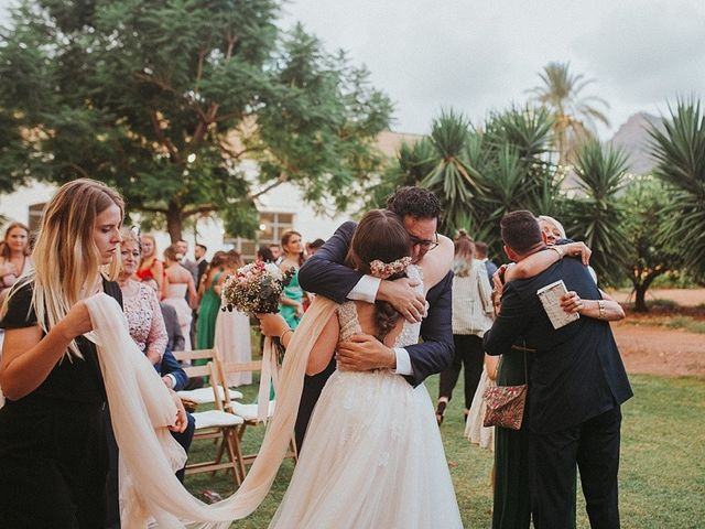 La boda de PABLO y Esther en Sagunt/sagunto, Valencia 56