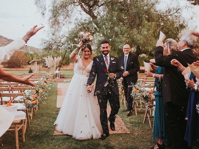 La boda de PABLO y Esther en Sagunt/sagunto, Valencia 59