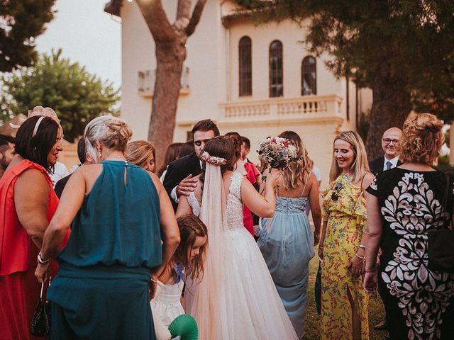 La boda de PABLO y Esther en Sagunt/sagunto, Valencia 60