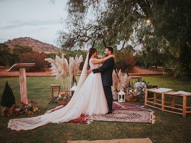 La boda de PABLO y Esther en Sagunt/sagunto, Valencia 61