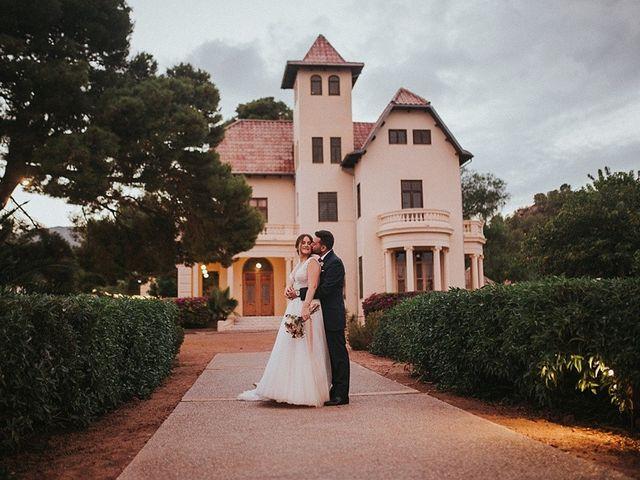 La boda de PABLO y Esther en Sagunt/sagunto, Valencia 62