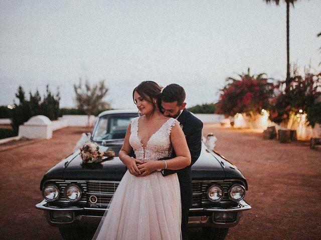 La boda de PABLO y Esther en Sagunt/sagunto, Valencia 64