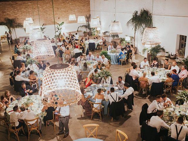 La boda de PABLO y Esther en Sagunt/sagunto, Valencia 69