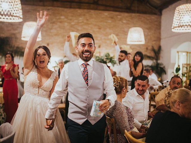 La boda de PABLO y Esther en Sagunt/sagunto, Valencia 70