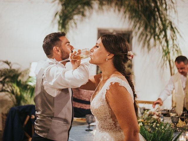 La boda de PABLO y Esther en Sagunt/sagunto, Valencia 71