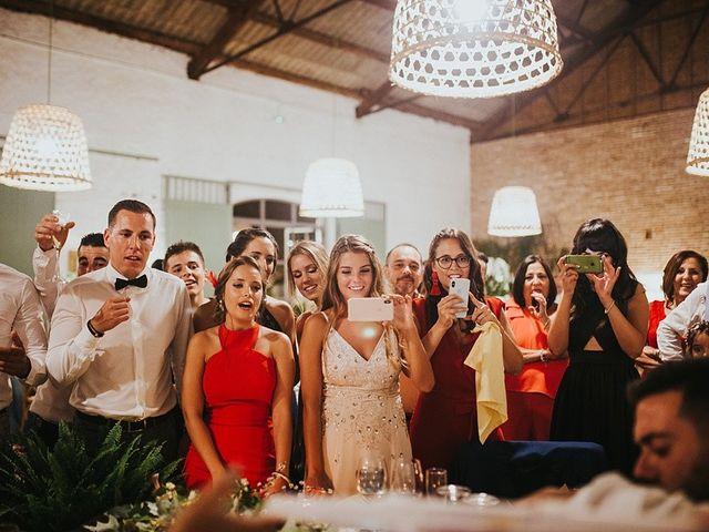 La boda de PABLO y Esther en Sagunt/sagunto, Valencia 75