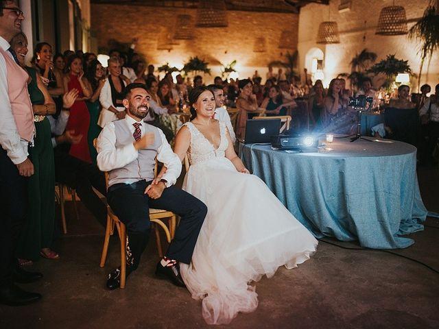 La boda de PABLO y Esther en Sagunt/sagunto, Valencia 77
