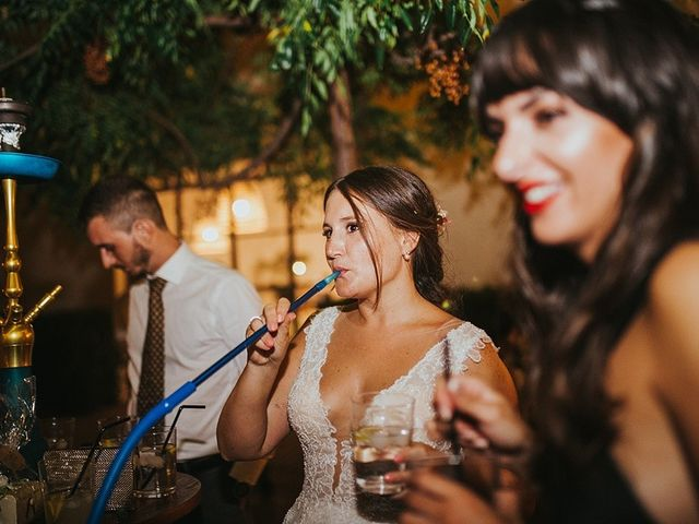 La boda de PABLO y Esther en Sagunt/sagunto, Valencia 79