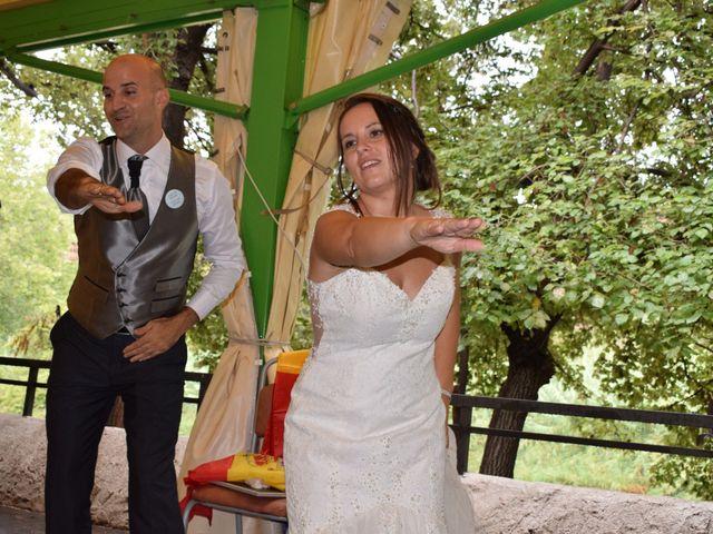 La boda de Cristina  y Raúl en Borriol, Castellón 1