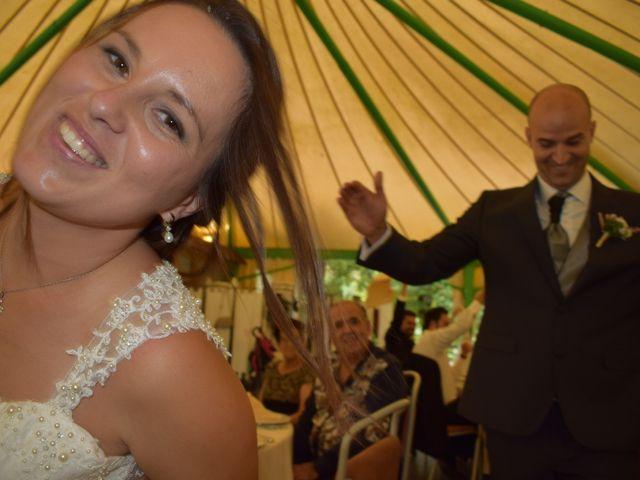 La boda de Cristina  y Raúl en Borriol, Castellón 2