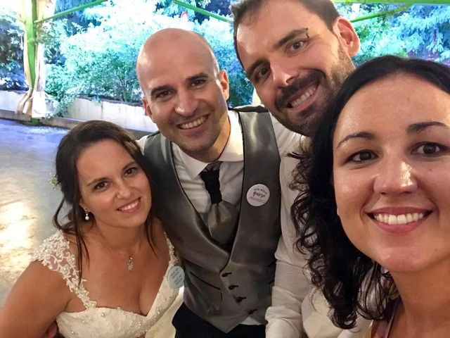 La boda de Cristina  y Raúl en Borriol, Castellón 6