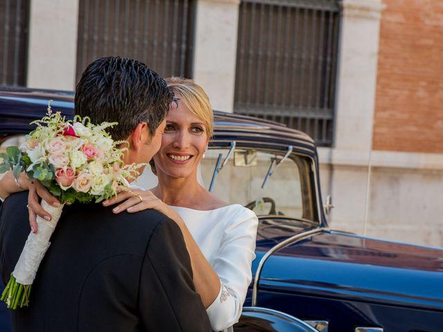 La boda de Nati y Paco