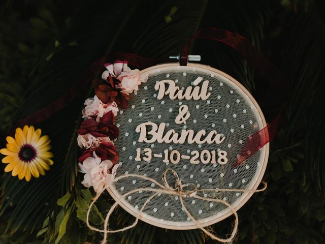 La boda de Paúl y Blanca en La/villajoyosa Vila Joiosa, Alicante 4