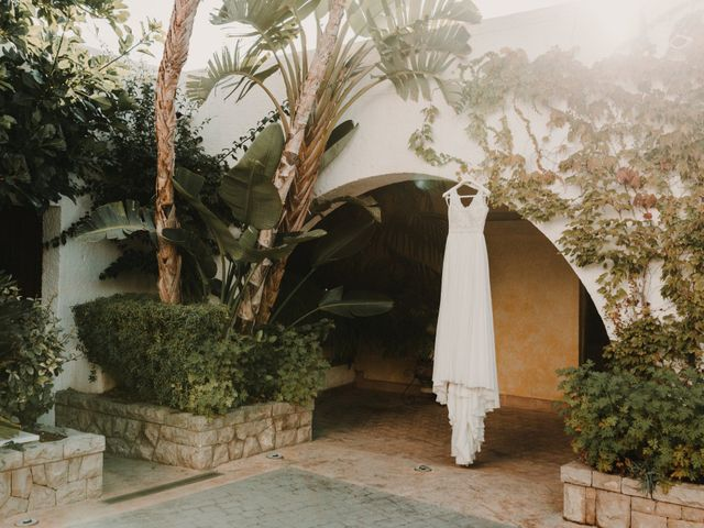 La boda de Paúl y Blanca en La/villajoyosa Vila Joiosa, Alicante 16