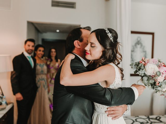 La boda de Paúl y Blanca en La/villajoyosa Vila Joiosa, Alicante 21