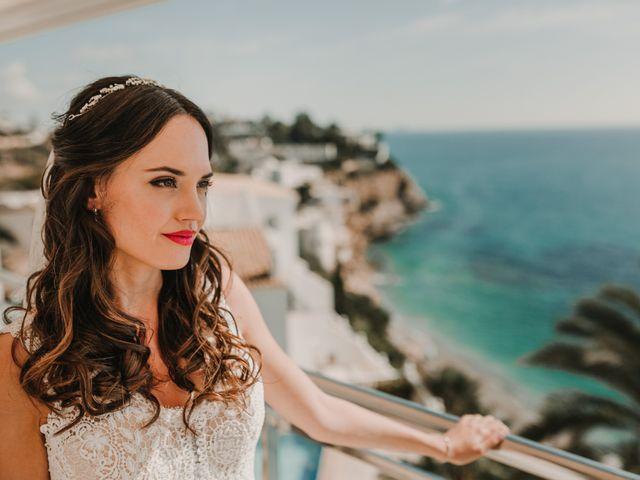 La boda de Paúl y Blanca en La/villajoyosa Vila Joiosa, Alicante 23