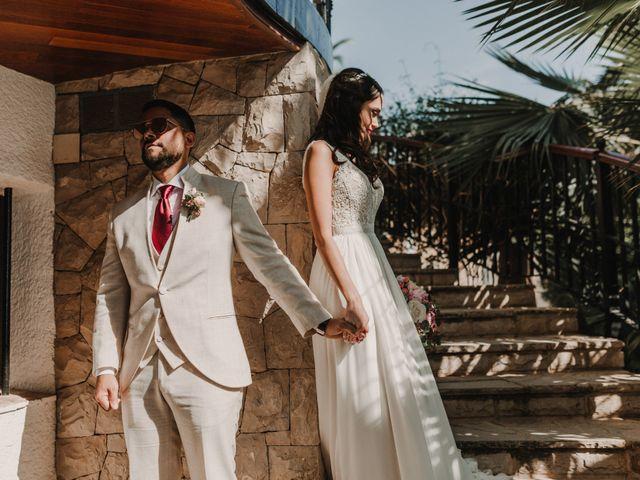 La boda de Paúl y Blanca en La/villajoyosa Vila Joiosa, Alicante 26