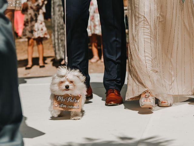 La boda de Paúl y Blanca en La/villajoyosa Vila Joiosa, Alicante 29