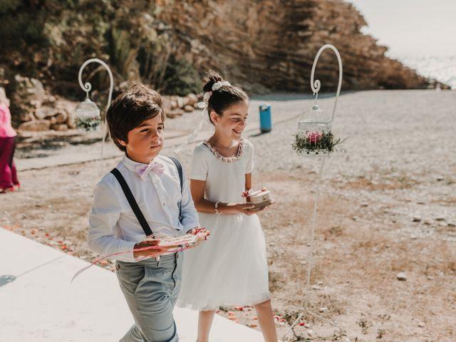 La boda de Paúl y Blanca en La/villajoyosa Vila Joiosa, Alicante 30