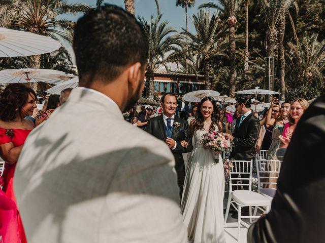 La boda de Paúl y Blanca en La/villajoyosa Vila Joiosa, Alicante 34