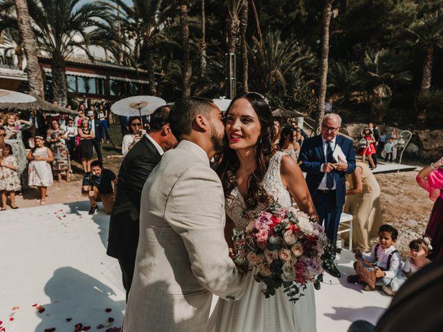 La boda de Paúl y Blanca en La/villajoyosa Vila Joiosa, Alicante 35