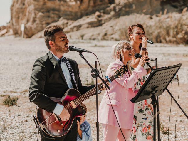 La boda de Paúl y Blanca en La/villajoyosa Vila Joiosa, Alicante 38