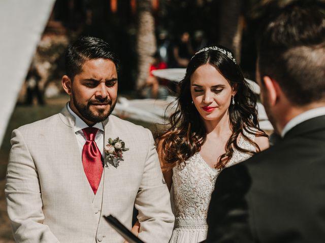 La boda de Paúl y Blanca en La/villajoyosa Vila Joiosa, Alicante 42