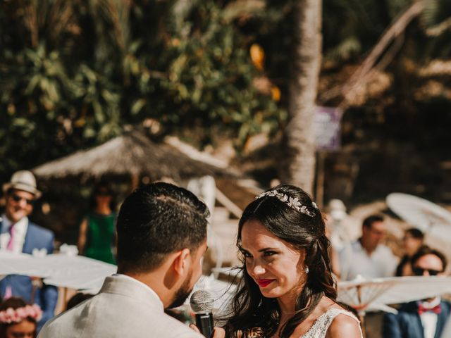 La boda de Paúl y Blanca en La/villajoyosa Vila Joiosa, Alicante 43