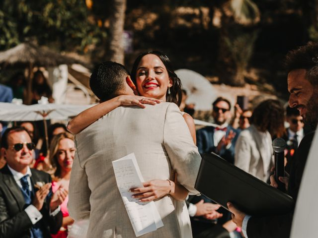 La boda de Paúl y Blanca en La/villajoyosa Vila Joiosa, Alicante 50
