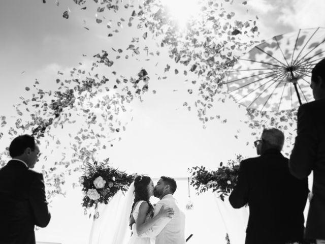 La boda de Paúl y Blanca en La/villajoyosa Vila Joiosa, Alicante 53