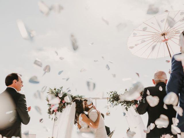 La boda de Paúl y Blanca en La/villajoyosa Vila Joiosa, Alicante 54