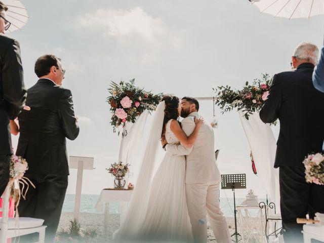 La boda de Paúl y Blanca en La/villajoyosa Vila Joiosa, Alicante 55