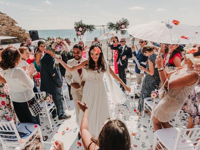 La boda de Paúl y Blanca en La/villajoyosa Vila Joiosa, Alicante 57