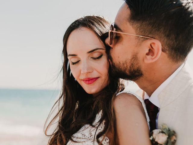 La boda de Paúl y Blanca en La/villajoyosa Vila Joiosa, Alicante 66