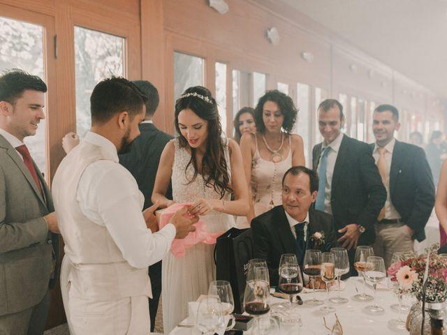 La boda de Paúl y Blanca en La/villajoyosa Vila Joiosa, Alicante 70